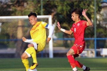 Quang Hải nhận tin vui trước thềm VCK U23 Châu Á