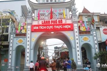 Hà Nội: Phường Phú Đô lập nhiều chốt kiểm dịch tại các lối ra vào