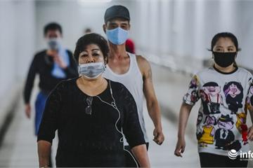 Hà Nội: Công viên đóng cửa, người dân xuống hầm cầu vượt tập thể dục