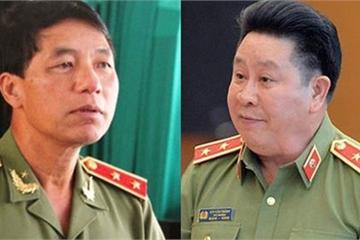 """Liên quan tới Vũ """"nhôm"""", 2 cựu thứ trưởng Bộ công an bị truy tố"""