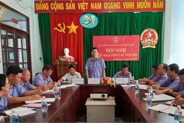 Phú Quốc: Viện kiểm sát tập trung xử lý hiệu quả các vụ án tham nhũng