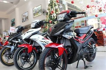 Bảng giá xe máy Yamaha 2019 mới nhất hôm nay tháng 2/2019