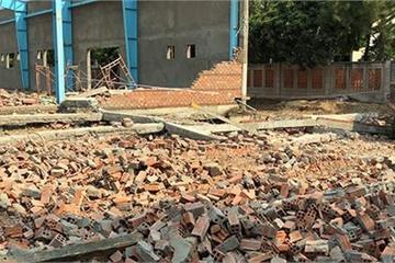 Đề nghị khởi tố vụ án sập công trình 6 người chết ở Vĩnh Long
