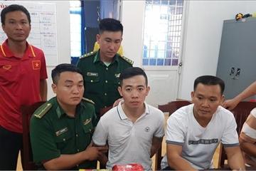 An Giang bắt giữ vụ vận chuyển 26,6kg ma túy từ Campuchia về Việt Nam
