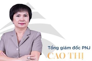 """Vì sao lợi nhuận PNJ của bà Cao Thị Ngọc Dung """"về đáy"""" 1,5 năm?"""