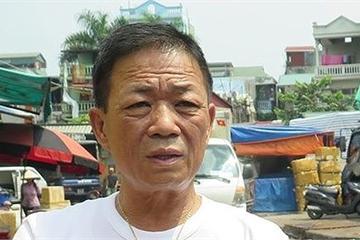 """Hưng """"kính"""": Trùm bảo kê chợ Long Biên, án tù 4 năm và cái chết vì bệnh xơ gan"""