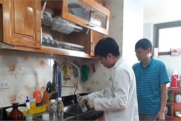 Kết quả xét nghiệm mẫu nước tại các hộ dân và nhà máy nước Sông Đà mới nhất