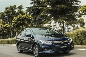Giá ô tô Honda cập nhật tháng 12/2019: Khuyến mãi lớn cho xe City và HR-V