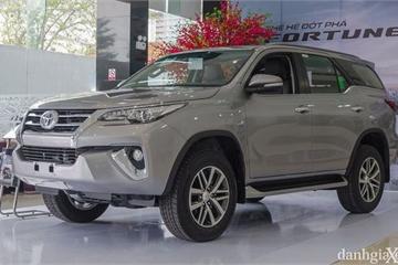 Đánh giá xe Toyota Fortuner 2020: Xe mới giá hơn 1 tỷ, không lo lỗ khi bán lại
