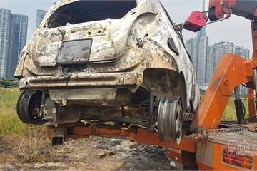 Xác định nghi can tàn sát cả gia đình Hàn Quốc ở Sài Gòn rồi đốt ô tô
