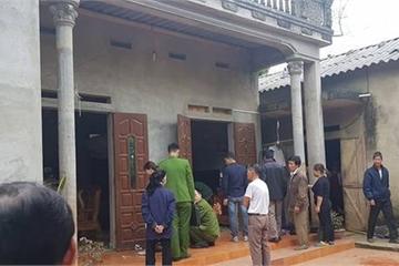 Thực nghiệm hiện trường vụ án mạng 5 người chết ở Thái Nguyên