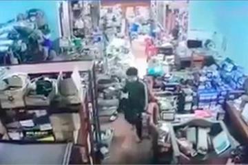 Trích xuất camera an ninh tìm nghi phạm nổ súng khiến 2 người chết ở Lạng Sơn