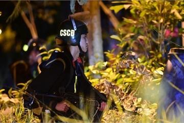 Mở rộng địa bàn truy bắt nghi can bắn chết 5 người ở Củ Chi