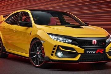 Honda Civic Type R Limited Edition giới hạn 700 chiếc chính thức ra mắt