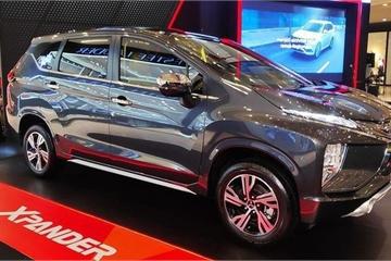 Mitsubishi Xpander 2020 bản nâng cấp ra mắt tại Indonesia