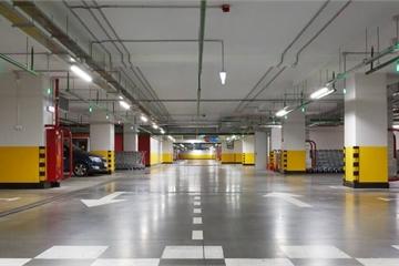 Kinh nghiệm chạy xuống dốc hầm đỗ xe cho người mới lái