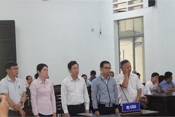 Phó chủ tịch TP Nha Trang Lê Huy Toàn hầu tòa