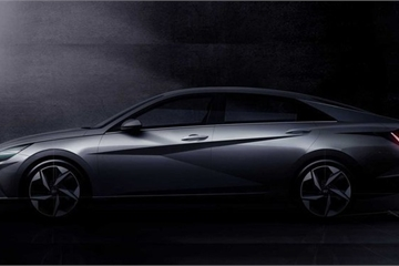 Hyundai Elantra 2021 thêm bản hiệu suất cao N mạnh 275 mã lực