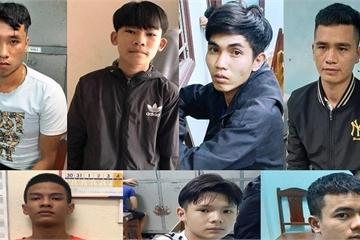 Khởi tố nhóm quái xế khiến 2 chiến sĩ công an hy sinh ở Đà Nẵng