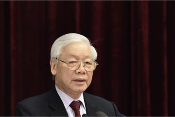 Sáng nay báo cáo TƯ kết quả phiếu tín nhiệm 21 Ủy viên Bộ Chính trị, Ban Bí thư