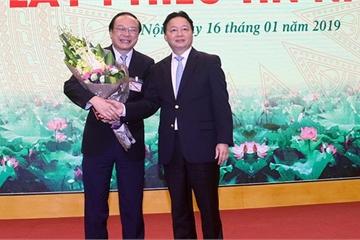 Thứ trưởng Lê Công Thành giữ chức Bí thư Đảng ủy Bộ TN&MT
