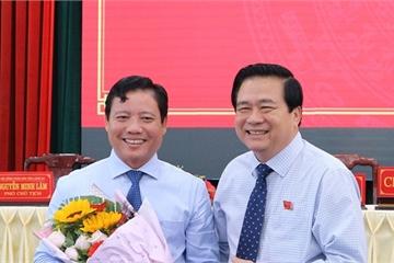 Ông Phạm Tấn Hòa làm Phó Chủ tịch UBND tỉnh Long An