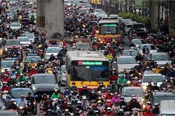 Hà Nội cấm xe máy: Giám đốc Sở quả quyết đã nghiên cứu ở Trung Quốc