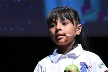 Nữ sinh 8 tuổi sở hữu IQ cao hơn Einstein vào đại học