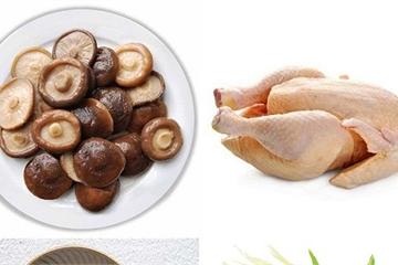 Nấu súp gà thơm ngon bổ dưỡng, tăng sức đề kháng cho cơ thể