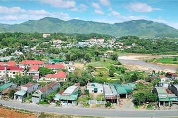 Kon Tum: Huyện Đăk Glei khởi sắc từ xây dựng nông thôn mới