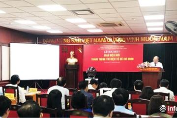 Ra mắt giao diện mới Trang thông tin điện tử Hồ Chí Minh