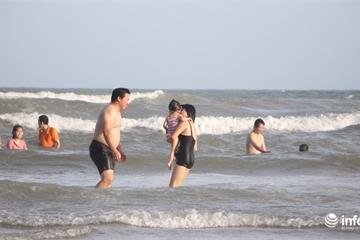 7 ngày chơi Tết ở Vũng Tàu, 34 trẻ em đi lạc