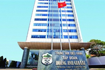 """Cổ phiếu Hoàng Anh Gia Lai vẫn bị duy trì diện """"cảnh báo"""""""