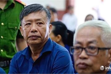 Đại án NH Đông Á: Cựu Trung tá công an không biết gia đình nộp tiền khắc phục hậu quả