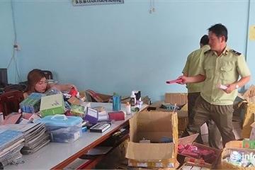 TP.HCM: 18 kho chứa hàng của DN, hộ kinh doanh nghi chứa hàng lậu, hàng cấm