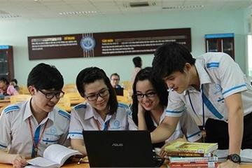 Nhiều trường ĐH phía Nam điều chỉnh phương thức xét tuyển