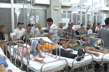 TPHCM: Hơn 12.000 ca cấp cứu, 46 người tử vong trong dịp Tết dương lịch