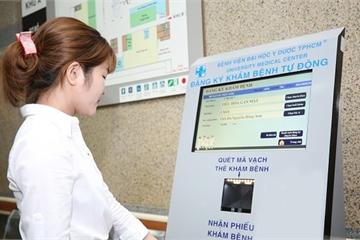 Bệnh viện ĐH Y dược đăng ký khám bệnh và thanh toán trực tuyến