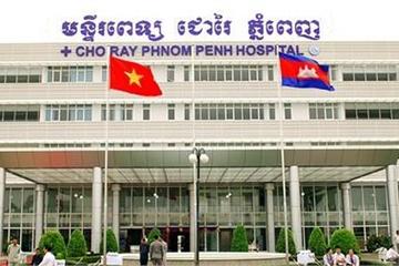Những kỷ niệm không thể quên của bác sĩ Việt Nam tại BV Chợ Rẫy Phnom Penh