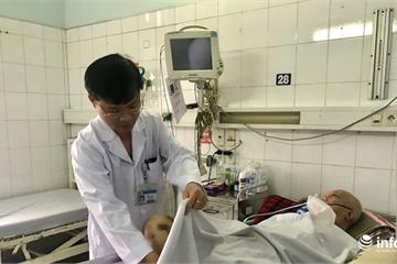 Hy hữu: Cụ ông 85 tuổi suýt tử vong vì thuyên tắc cả hai bên phổi