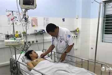 Bị viêm cơ tim cấp, cậu bé 15 tuổi suýt tử vong