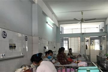 TPHCM: Nắng nóng kéo dài, gần 5.000 trẻ nhập viện mỗi ngày