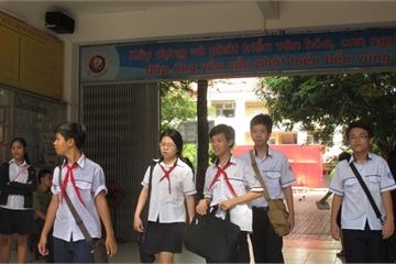 TPHCM: Học sinh bắt đầu được điều chỉnh nguyên vọng thi lớp 10