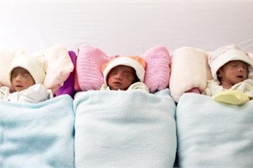 Cần Thơ: Mổ cấp cứu sản phụ sinh ba non tháng