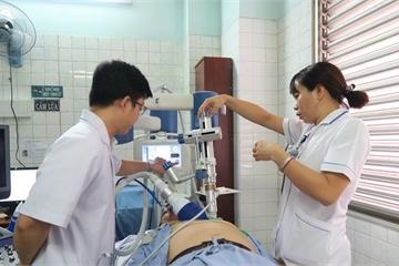 Bệnh viện đầu tiên ở phía Nam điều trị nhồi máu cơ tim bằng sóng xung kích