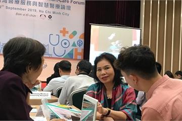 Đài Loan tìm cơ hội hợp tác với y tế Việt Nam