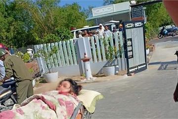 Quảng Nam: Khởi tố người chồng đòi giết vợ rồi tự sát