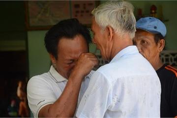 41/44 ngư dân Quảng Nam bị đắm tàu ở Trường Sa đã trở về nhà