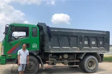 Quảng Nam: Bắt tài xế xe tải gây tai nạn chết người rồi bỏ chạy