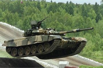 Báo Mỹ đánh giá xe tăng T-90S mà Việt Nam vừa nhận 30 chiếc